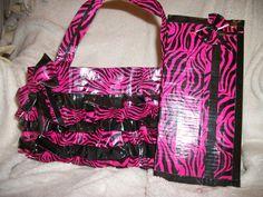 duck tape purse