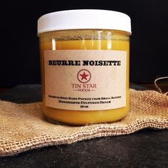 Tin Star Foods Cultured Brown Butter