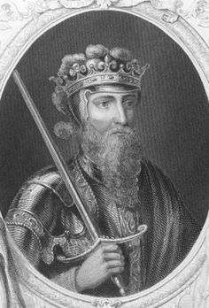 King Edward III 1327 - 1377 Son of Edward II. Edward came to the throne at the age of 14. He fought many battles against the Scots and the French. Set up the Order of the Garter. The outbreak of bubonic plague, the 'Black Death' in 1348-1350 killed half the population of England.
