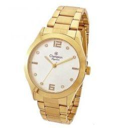 b43e3d2d6c0 Acessórios femininos. Relógio Champion Feminino CN25145H