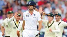 The Ashes: England v Australia, first Test, day one, Trent Bridge
