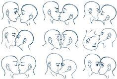 http://sonicrocksmysocks.deviantart.com/art/Anime-Kisses-187138410: