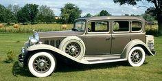 1931-1935 Buick Eight.