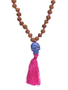 Jade Jagger Jade Jagger, I Love Jewelry, Boho Hippie, Innovation Design, Tassel Necklace, Ethnic, Gems, Jewellery, Jewels