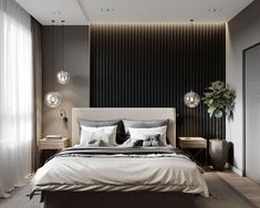 40 Dirty Facts About Caren Pardovitch Design Bedroom Uncovered decoryourhomes Bedroom Bed Design, Modern Bedroom Design, Modern House Design, Bedroom Designs, Master Bedroom, Decoration Bedroom, Home Decor Bedroom, Bedroom Furniture, Furniture Nyc