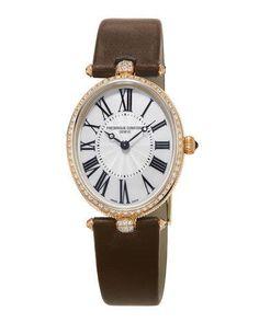 Ladies' Classics Art Deco Rose Gold Diamond Watch