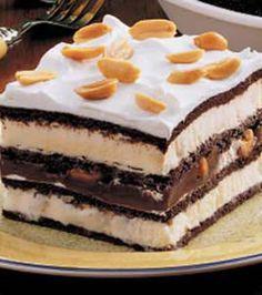 Ice Cream Sandwich Desserts