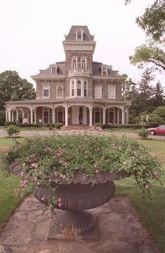 Cylburn Mansion