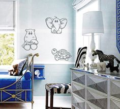 Baby Animal Elephant Pack   Wall Decals - Trading Phrases: adorable