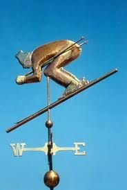 Rooster Weather Vane Cocktail by West Coast Weathervanes. | Bird ...