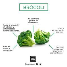 Además es alto en hierro y calcio  #beneficiosdelbrocoli #brocoli #verduras #vegetales #berawesome #veggiepower #vegano #vegetariano #veggielover #cancun