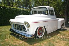 1955 chevy truck  Maintenance/restoration of old/vintage vehicles: the material for new cogs/casters/gears/pads could be cast polyamide which I (Cast polyamide) can produce. My contact: tatjana.alic@windowslive.com