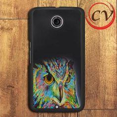 Owl Nexus 5,Nexus 6,Nexus 7 Case