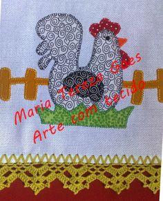 Maria Tereza Goes Arte com tecido