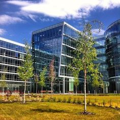 Technology and Science Park in Gdansk, Poland
