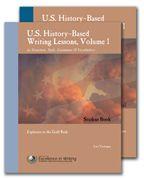 IEW US History-Based Writing Lessons Volume 1   HowToHomeschoolMyChild.com