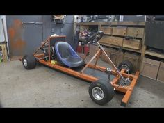 From popularmechanics: How to Build a Go-Cart With Simple Tools and No Welder | Blog | 3DX