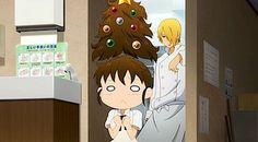 It's Christmas at Wagnaria!!