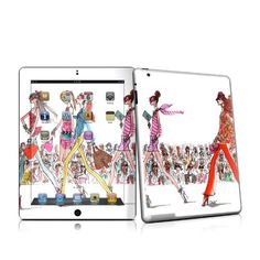 Runway Runway Design Protective Decal Skin Sticker for Apple iPad 2nd Gen Tablet E-Reader by MyGift. $19.99. Protect your for Apple iPad 2nd Generation Tablet E-Book Reader with this art quality design decal sticker. These scratch resistant skin sticker helps to protect your Apple iPad 2nd Generation Black or White Tablet while making an impression. Self-adhesive plastic-coated skin stickert wrap the sides of the unit while including a matching skin for the re...