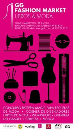 GG Fashion Market: libros de moda, showroom de accesorios y workshops