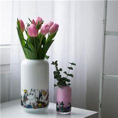 Mummi Vase Glass 12cm Rosa (489-750-120-01)