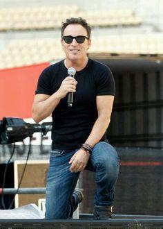 Bruce Springsteen!💘💘💘