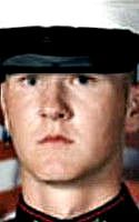 Marine Pfc Stephen P. Baldwyn, 19, of Saltillo, Mississippi. Died May 9, 2005, serving during Operation Iraqi Freedom. Assigned to 3rd Battalion, 8th Marine Regiment, 2nd Marine Division, II Marine Expeditionary Force, Camp Lejeune, North Carolina. Died of injuries sustained in an explosion while conducting combat operations in Nasser Wa Salaam, Anbar Province, Iraq.
