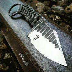 Borka Blades Srambit from Blade '15…