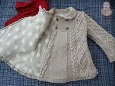 beautiful crochet in blouse with pattern - Crochet Baby