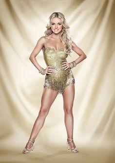 Strictly Come Dancing  Ola Jordan – (C) BBC – Photographer: Ray Burmiston