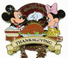 Mickey Mouse Giorno Del Ringraziamento