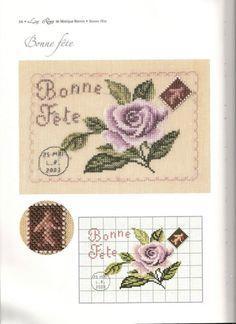 Gallery.ru / Фото #48 - Les Roses de Monique Bonnin - Mongia