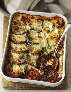 Delia Smith's Moussaka  http://www.mydish.co.uk/recipe/8985/delia-smiths-moussaka  #mydish.