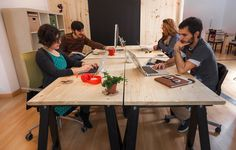 Coworking Space - Rana cowork, Valladolid, Spain