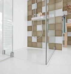 Geflieste Nassbereiche gelten als überholt: Badplaner setzen auf bewährtes Material, das neben seiner Qualität auch mit exklusiver Designsprache überzeugt