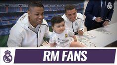 Kovacic y Mariano firmaron autógrafos en Málaga https://1703866.talkfusion.com/es