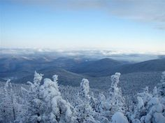 Killington. View from the peak.  Photo by Christina Erdman