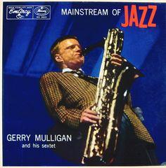 "Gerry Mulligan - Mainstream of Jazz - EmArcy MG 36101 [12"" LP] 1956"