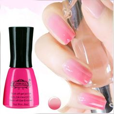 Item Type: Nail Gel Brand Name: Perfect Summer Type: Gel Polish Quantity: 1pcs Ingredient: nail gel NET WT: 8ml Model Number: SPBW08008 Color: 60 fashion colors for choose Quantity: 1 PCS Certificatio
