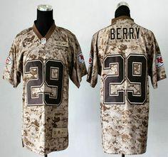 6ed75f29e Nike Kansas City Chiefs Jersey  29 Eric Berry US.Mccuu 2013 Camo Elite  Jerseys