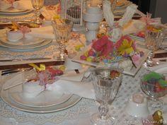 Mesa de pascoa#Easter table decor