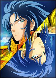 Saint Seiya - Sea Dragon Kanon & Gold Saint Gemini no Saga