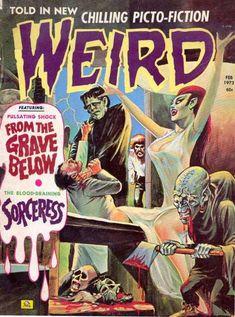 Weird (Volume) - Comic Vine
