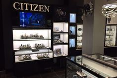 WATCH IT! Store by Dehaan Design Company at Sherway Garden Mall, Toronto – Canada » Retail Design Blog