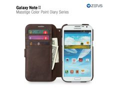 Interesting....  Zenus Galaxy Note2 Masstige Color Point Diary Series