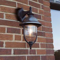 Konstsmide 7240-000 Parma 1 Light Outdoor Wall Bracket