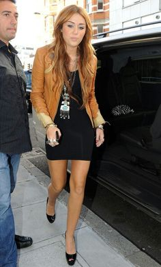 This outfit worn by Miley Cyrus ♥ #iwant