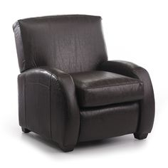 The Dump Furniture   PUSHBACK FRANKLIN RECLINER