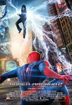 Watch The Amazing Spider-Man 2 Full-Movie
