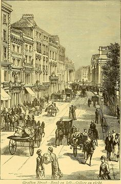 "Image from page 431 of ""Picturesque Ireland : a literary a… Old Pictures, Old Photos, Scotland History, Irish Culture, Irish American, Dublin City, Irish Traditions, Dream City, Natural Scenery"